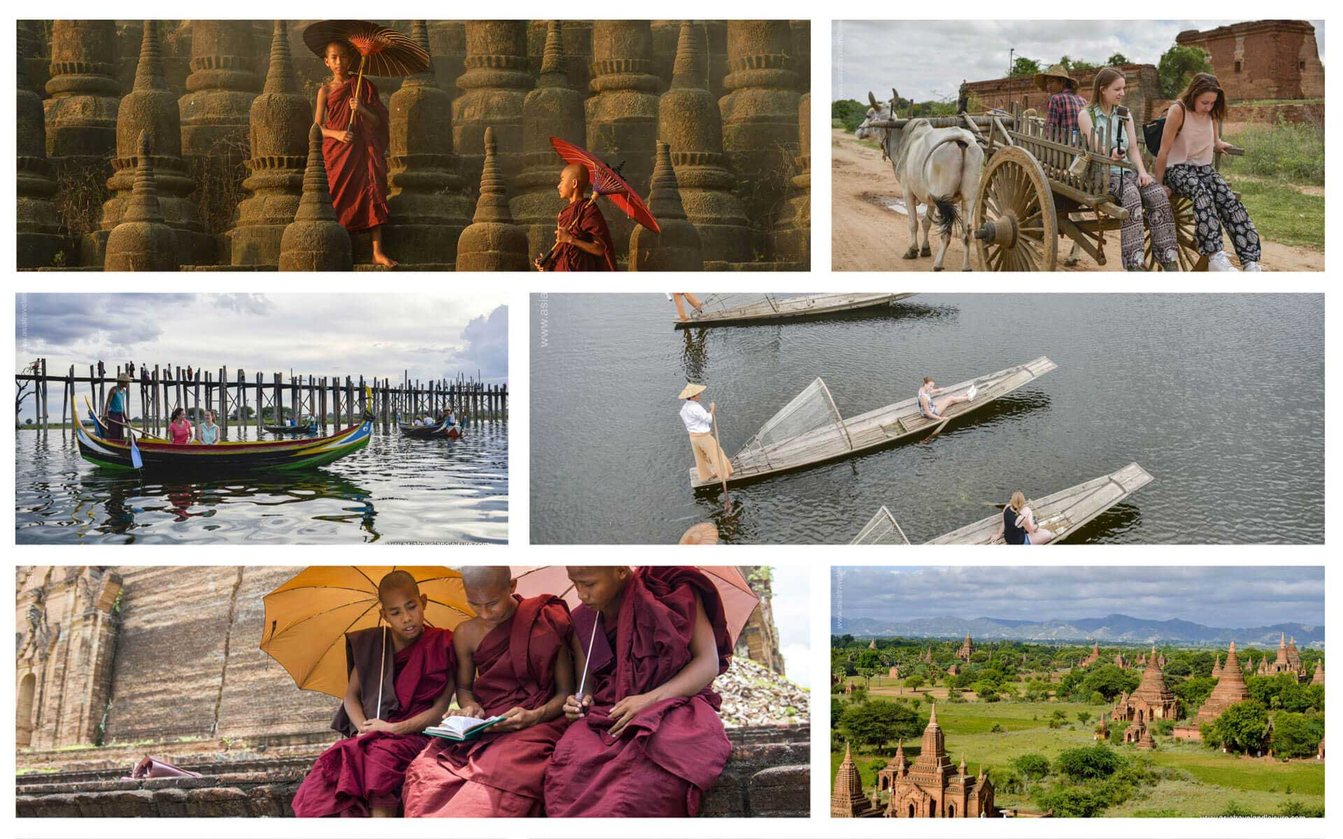 Myanmar Tour Packages From Spain 2019