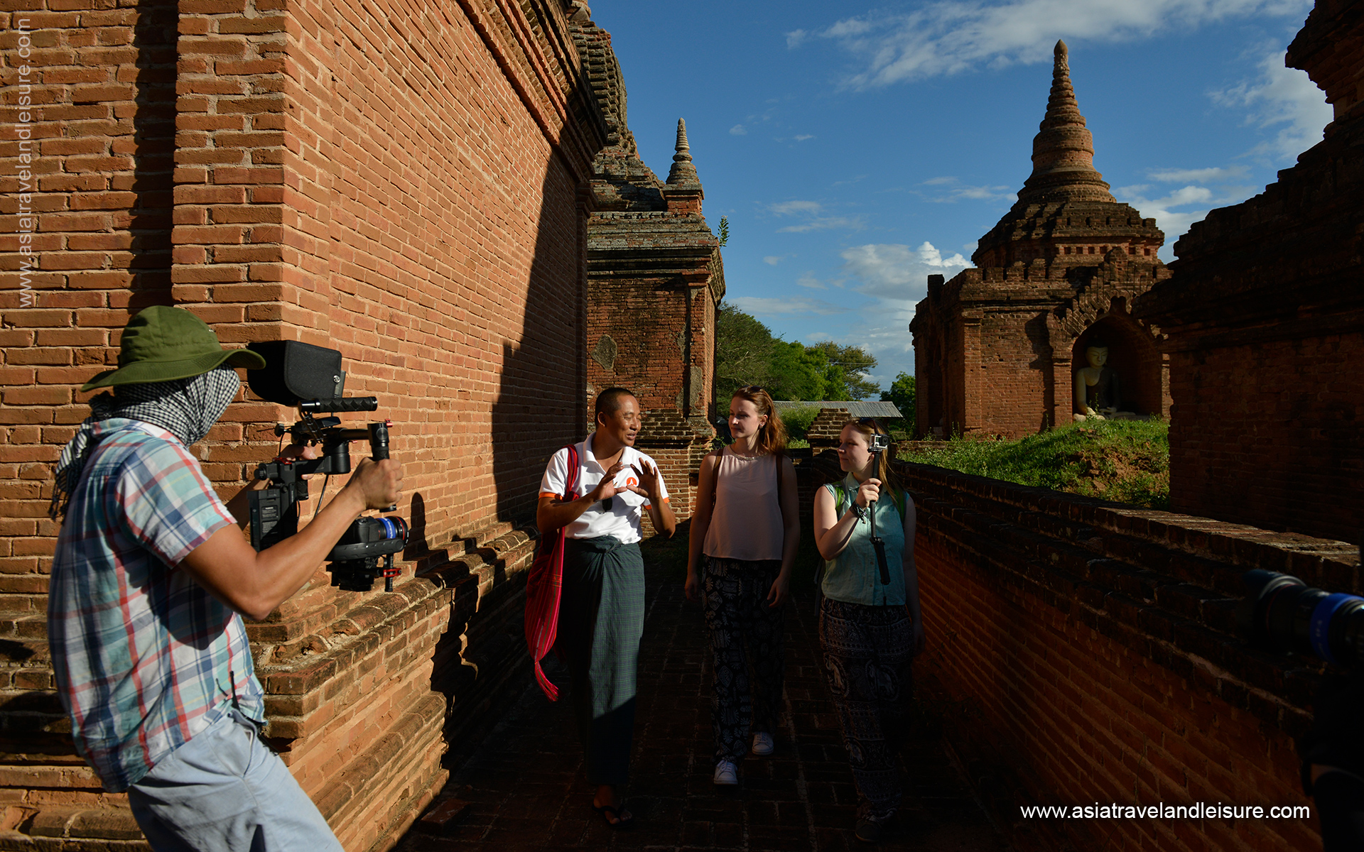 Myanmar Through The Lens