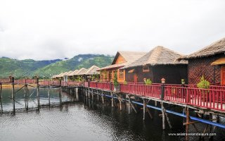 Inle Sightseeing & Village Trek - 4 Days