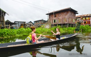 Kalaw Community Trail & Inle Lake Mystery - 6 Days