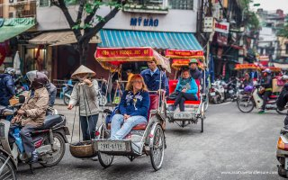 Myanmar & North Vietnam - 12 Days
