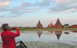 From Angkor Wat to Ancient Bagan - 14 Days