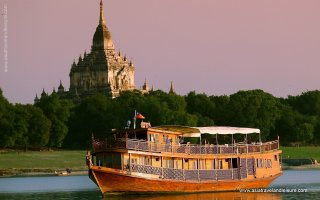 Amara Cruise between Bagan & Mandalay (7 Days, 6 Nights)