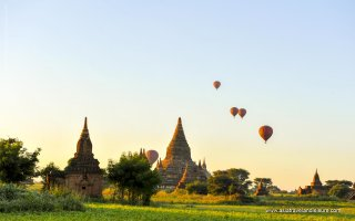 Imperial Myanmar - 9 Days
