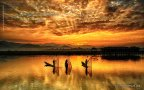 The peaceful experiences in Myanmar