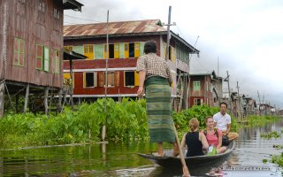 Myanmar Discovery – 14 Days