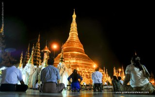 Myanmar Express - 8 Days