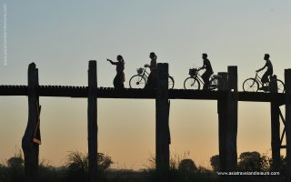 Myanmar Biking - 8 Days